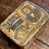Thumbnail: RARE Benton Hinged Tobacco Tin