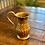 Thumbnail: Antique Copper Etched Vase