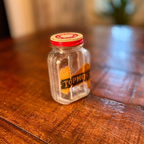 Vintage Mustard Jar