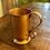 Thumbnail: Vintage Brushed Copper Mug