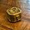 Thumbnail: Antique Brass Square Cricket box