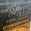 Thumbnail: Antique Clover Leaf Wafer Tin