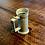 Thumbnail: Antique Centiliter Pewter Measuring Cup
