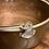 Thumbnail: Large Antique Solid Copper Handled Pot