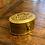 Thumbnail: Antique Medium Oval Brass Cricket Box