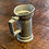Thumbnail: Antique 2 Centiliter Pewter Measuring Cup