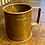 Thumbnail: Antique Small Solid Copper Grain Cup