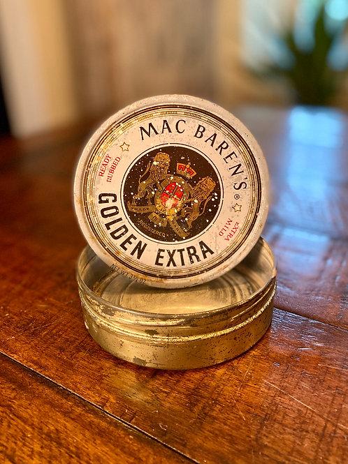 Vintage Mac Barens Tobacco Tin