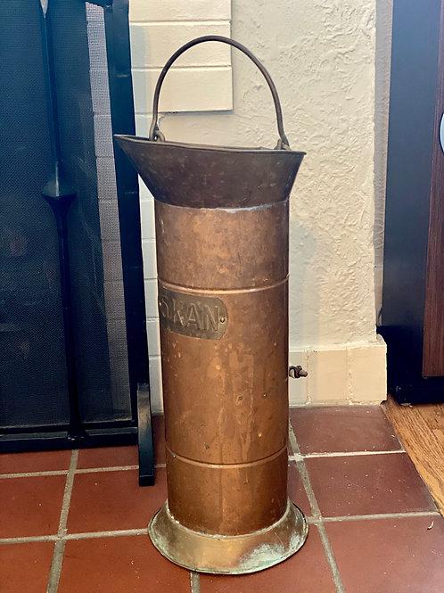 Antique Copper 5KAN Vessel