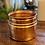 Thumbnail: Antique Hammered Copper Vessel