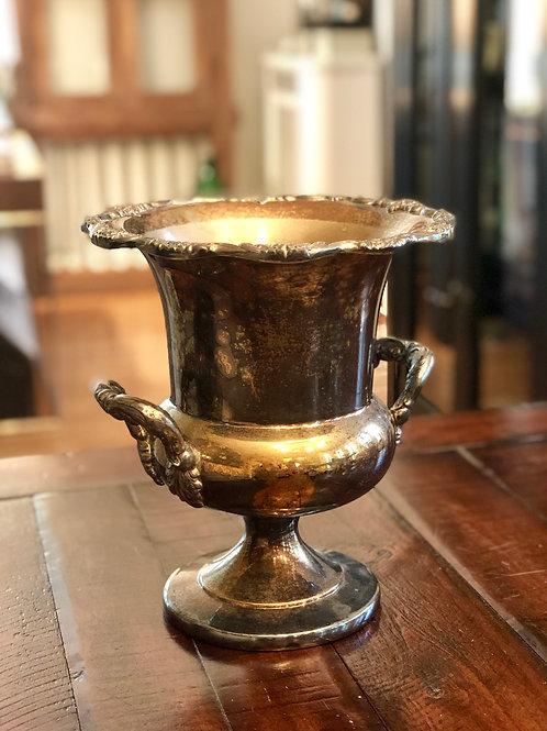 Antique Silver Urn