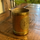 Thumbnail: Antique Hammered Copper and Brass Sundial Cup