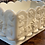 Thumbnail: Antique Footed Scalloped Milkglass Planter