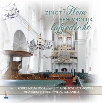 Andre Nieuwkoop - Zingt Hem een vrolijk lofgedicht CD 1