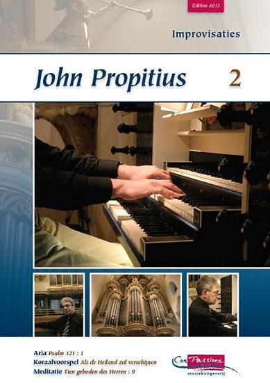 Improvisations Book 2 - John Propitius