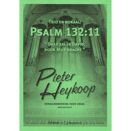 Psalm 132 - Pieter Heykoop
