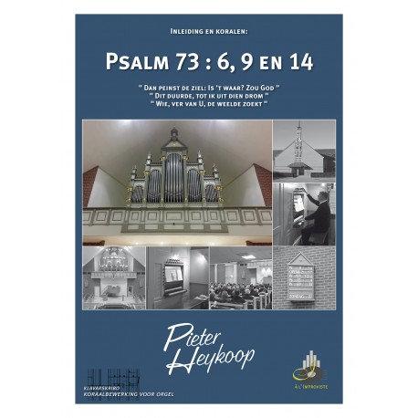 Psalm 73 - Pieter Heykoop