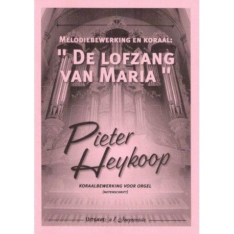 De lofzang van Maria - Pieter Heykoop