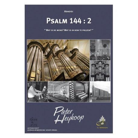 Psalm 144 - Pieter Heykoop