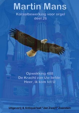 Opwekking Book 26 - Martin Mans