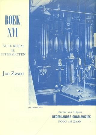 Book 16 - Jan Zwart