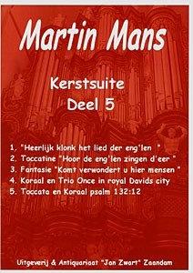 Kerstsuite Book 5 - Martin Mans