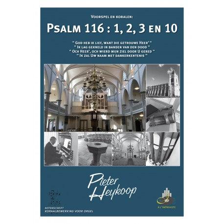 Psalm 116 - Pieter Heykoop