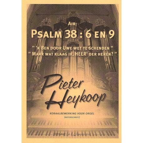 Psalm 38  - Pieter Heykoop