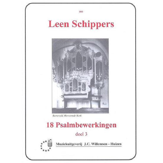 Leen Schippers - 18 Psalmbewerkingen Book 3
