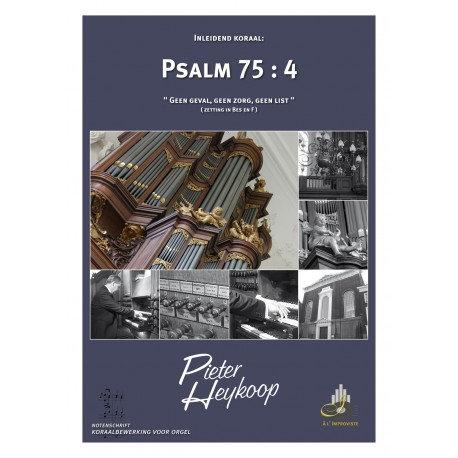 Psalm 75 - Pieter Heykoop