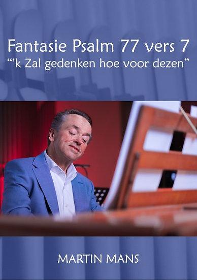 Psalm 77 - Martin Mans