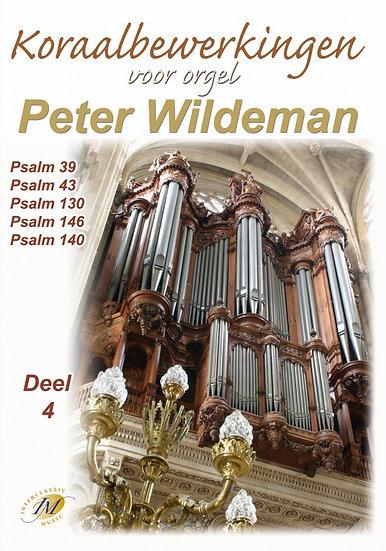 Koraalberwerkingen 4 - Peter Wildeman