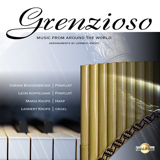 Grenzioso - Music From Around the World