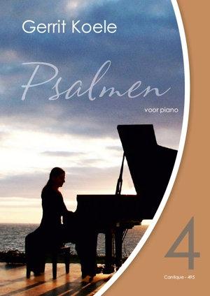 Psalmen Voor Piano - Book 4 (Piano) - Gerrit Koele