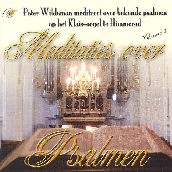Meditaties Over Psalmen 2 - Peter Wildeman