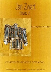 Stuk 7 - Jan Zwart