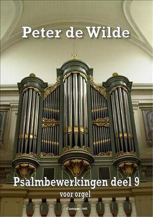 Psalmbewerkingen Book 9 - Peter De Wilde
