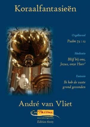 Koraalfantasieën - Andre Van Vliet
