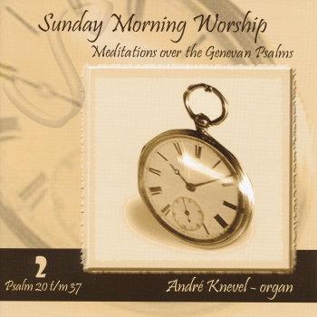 Andre Knevel - Dat Op Uw Klacht De Hemel Scheur - Psalms 20 - 37 - CD2