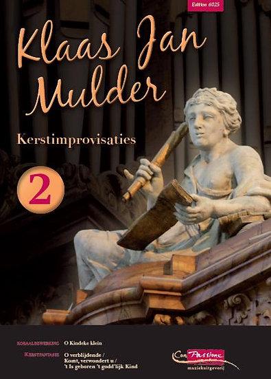 Christmas Book 2 - Klaas Jan Mulder