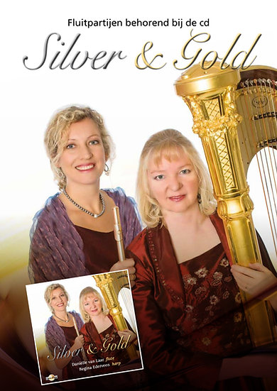 Sheet Music for CD Silver & Gold