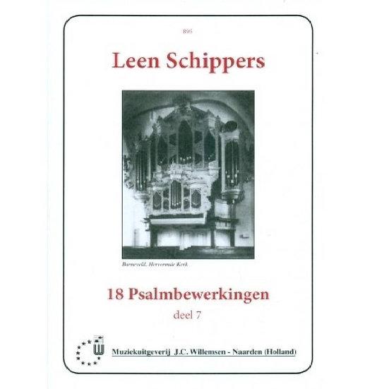 Leen Schippers - 18 Psalmbewerkingen Book 7