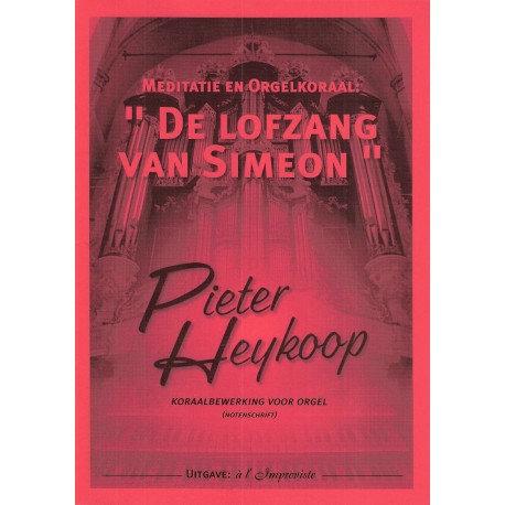 De lofzang van Simeon - Pieter Heykoop