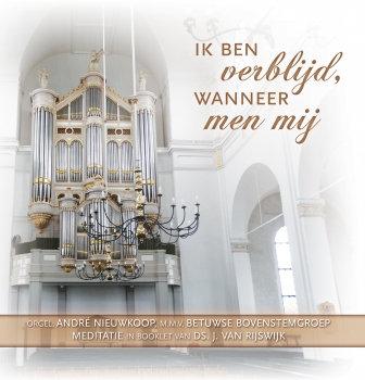 Andre Nieuwkoop - Ik ben verblijd, wanneer men mij CD2