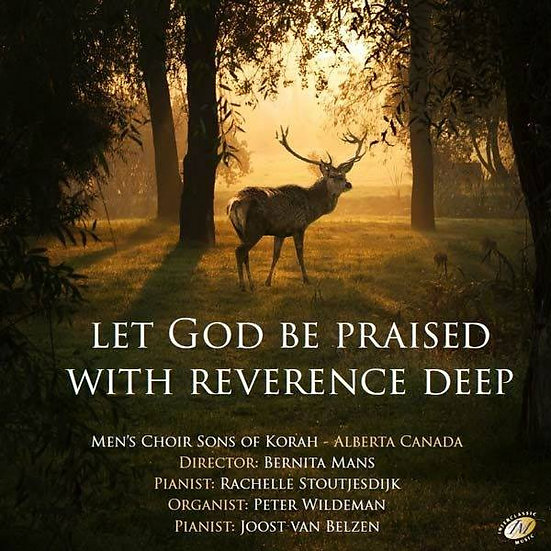 Sons of Korah - Let God Be Praised With Reverence Deep