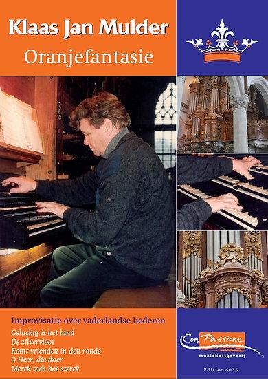 Oranjefantasie - Klaas Jan Mulder