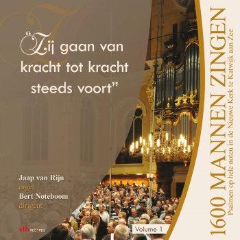 Mannenzang Katwijk - Zij gaan van kracht tot kracht steeds voort