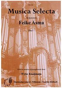 Feike Asma - Musica Selecta Book 7