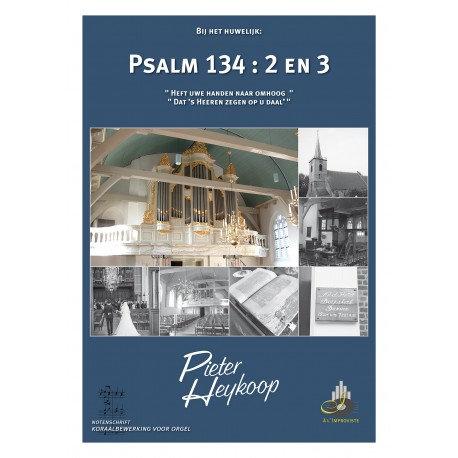 Psalm 134 - Pieter Heykoop