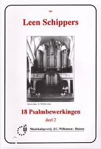 Leen Schippers - 18 Psalmbewerkingen Book 2